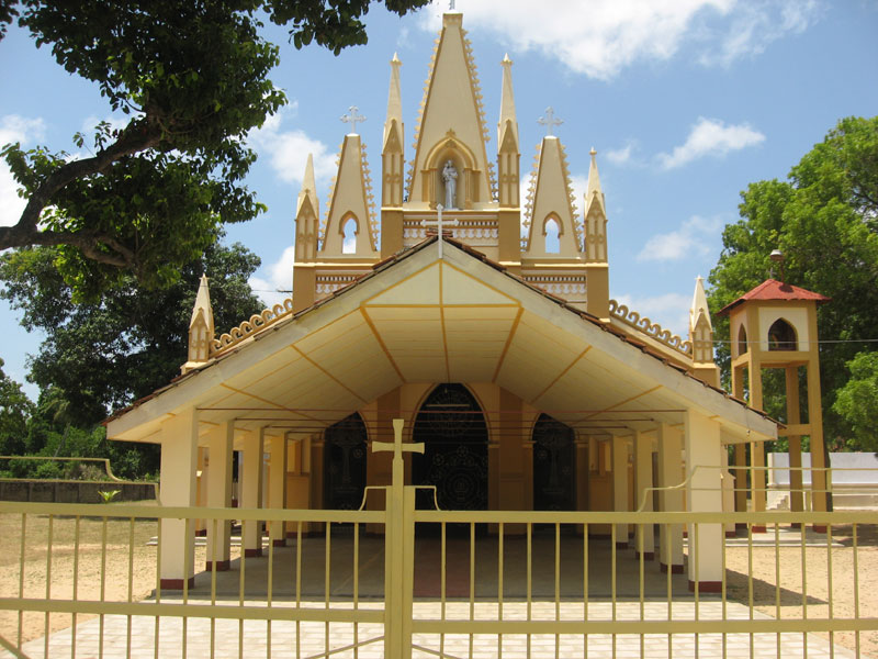 Mathagal St. Antony's Church
