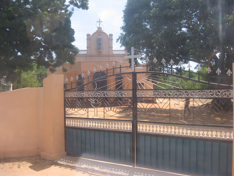 Mathagal St. Sebastian's Church
