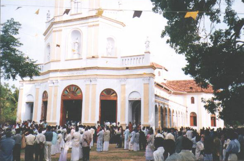 Mathagal St. Thomas Church